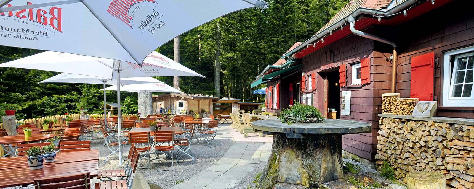 Waldcafe, Teuchelwald, Freudenstadt, Gastraum, Feiern